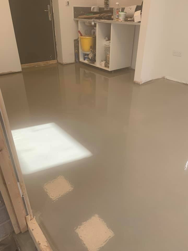 Concrete Screed Pumping Nottingham Derby
